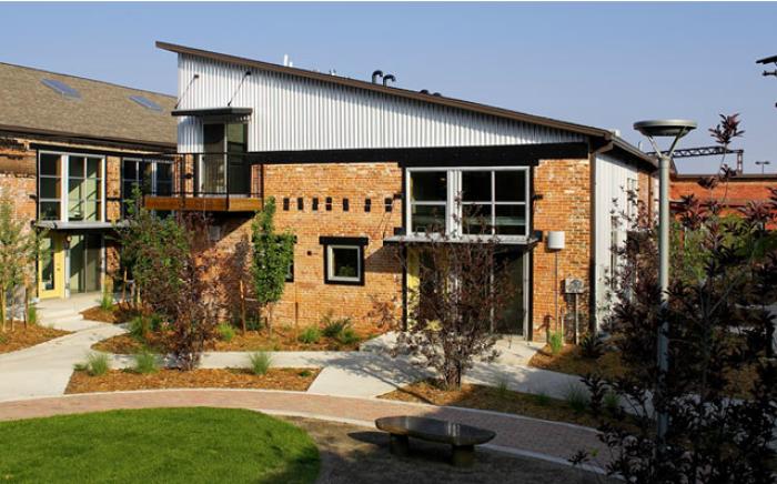Urban Luxe Real Estate Rail Yard Lofts