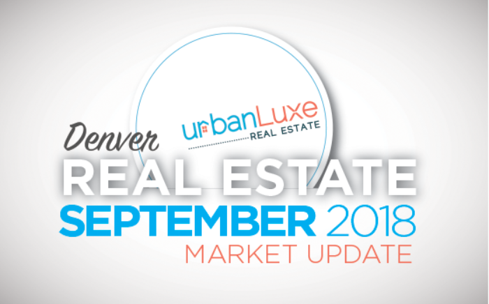 Urban Luxe Real Estate September Market Statistics