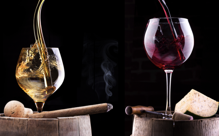 Urban Luxe Real Estate Whiskey and Wine