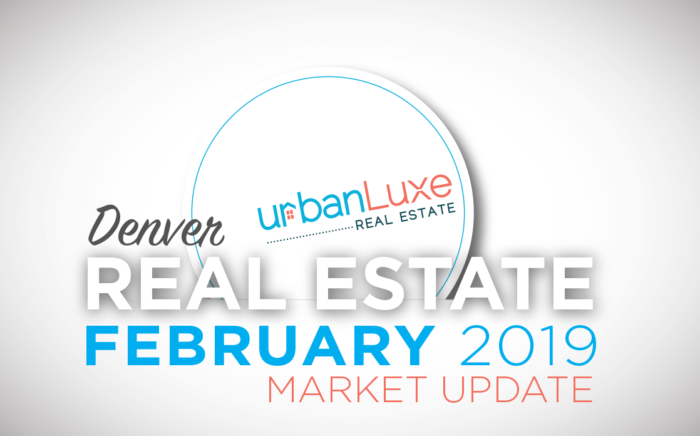 Urban Luxe Real Estate Market Stats February 2019